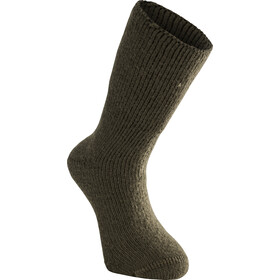 Woolpower 600 Socks pine green